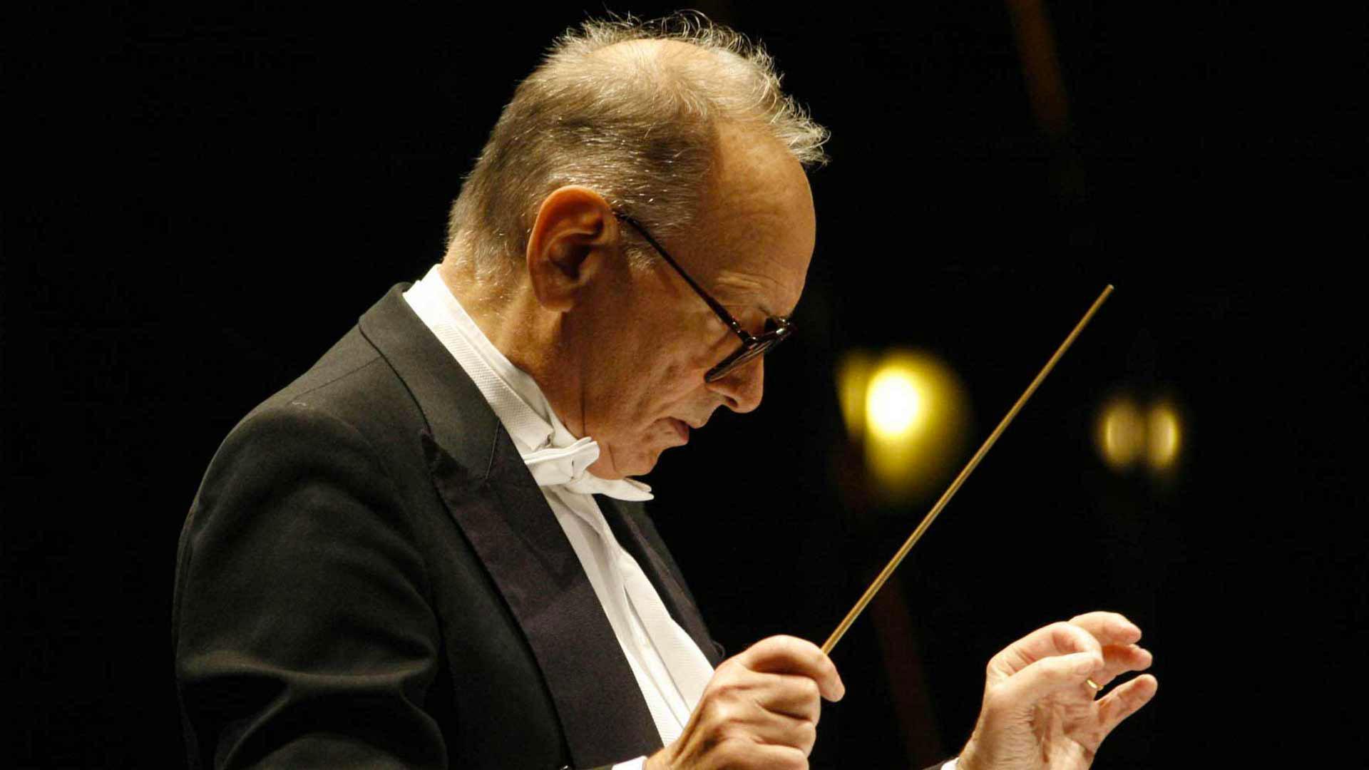 Ennio Morricone: forse il più importante autore vivente di musica per il grande schermo.