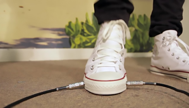 best sneakers 0cd74 9ad7d All Wah: le scarpe con Wah Wah incorporato | GIGFOUND