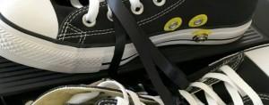 Le All Wah, le calzature con wah wah incorporato, non promettono nulla di rivoluzionario. Di certo stanno facendo parlare molto di sè, grazie ad un'idea insolita.