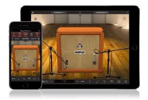 AmpliTube permette performance realistiche di chitarra: il tutto attraverso un computer, anche portatile.