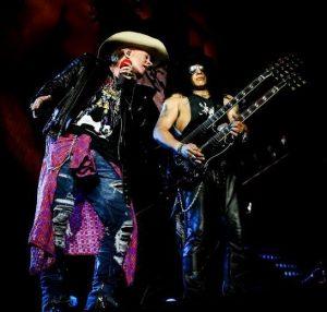 Tra gli eventi musicali più attesi del 2016 ricordiamo senz'altro la reunion dei Guns N'Roses.