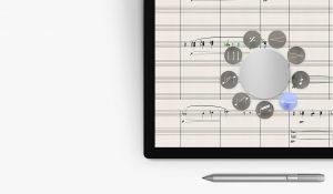 La piattafroma digitale di Staffpad. Un must per chi scrive su partitura.