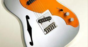 Le Noah Guitars abbandonano il legno senza per questo perdere il calore e il feeling proprio del modello Telecaster.