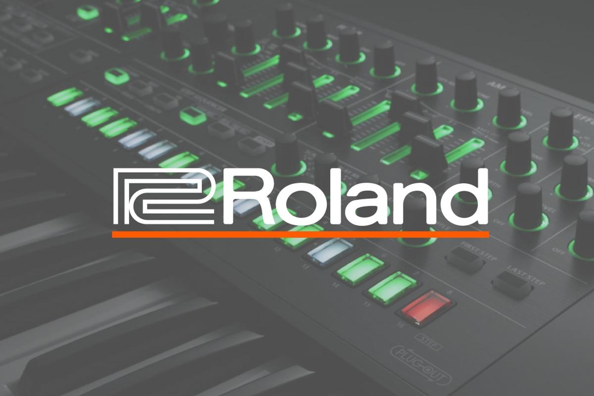 Gli strumenti Roland hanno portato ad un'autentica rivoluzione timbrica,