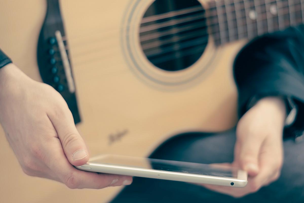 applicazioni musicali ipad